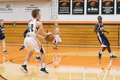 2017-18 RHS Freshmen Men's Basketball