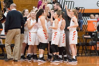 2017-18 Varsity Women's Basketball