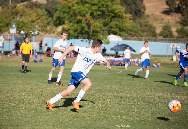 RHS Varsity Soccer, Folsom