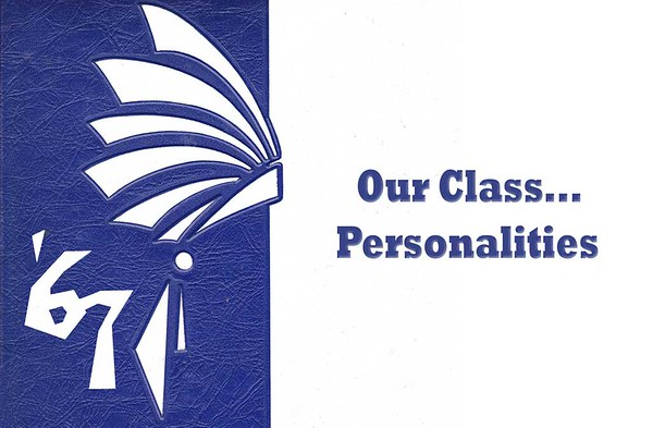 Class-Personalities