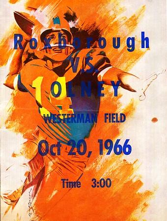 1966 Only FB program