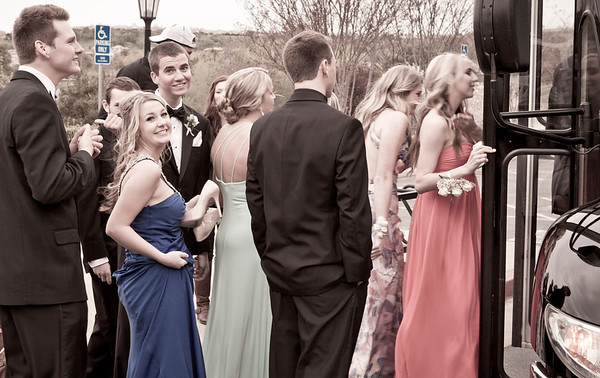 Sr Ball/Junior Prom 2012