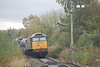 57 007 <br /> <br /> Now leads after crossing over and waits for the signal to go back into the Platform at Nunthorpe