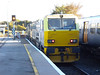 rear unit 98954 as it departs Southport