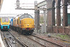 97 303 leading <br /> <br /> 97 303 on rear <br /> <br /> Chester <br /> <br /> 11th Oct 2012