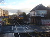 66 427 leading <br /> <br /> heading back into the station