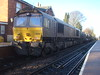 66 428 now on rear sits in Nunthorpe plat