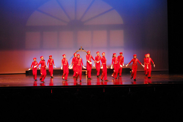 PERFORMING ARTS CENTER FRIDAY PERFORMANCE 2010