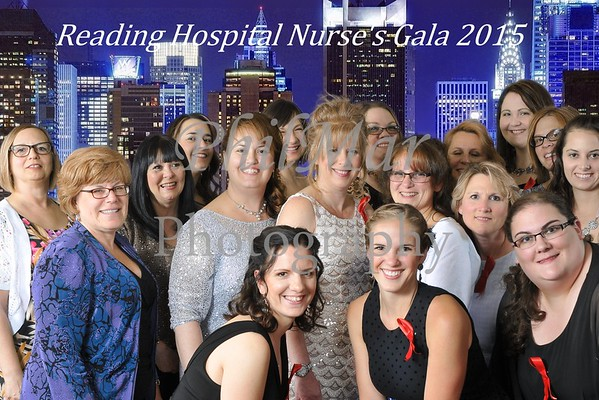Reading Hospital Nurse's Gala 2015