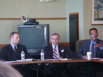 2011 Roundtable Mtg Governor Chafee