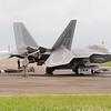 F-22 Raptor, Parked up