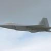 F-22 Raptor Flypast