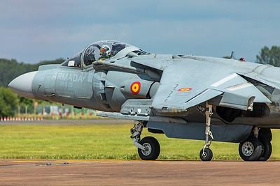 Spain Navy McDonnell Douglas EAV-8 01-925 7-20-19
