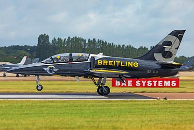 Breitling Jet Team Aero L-39C ES-YLX 7-20-19