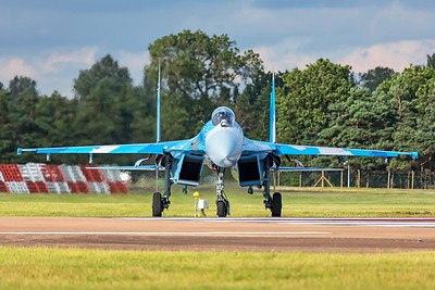 Ukraine Air Force Sukhoi Su-27 39 7-20-19 6