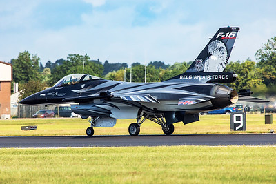 Belgian Air Force General Dynamics F-16AM FA-101 7-20-19