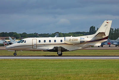 Cessna 560XL Citation XLS+ D-COBI 7-20-19