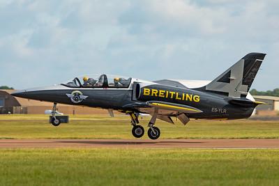 Breitling Jet Team Aero L-39C ES-YLR 7-20-19