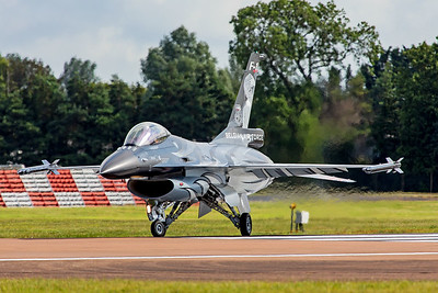 Belgian Air Force General Dynamics F-16AM FA-101 7-20-19 2