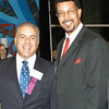 Honorees Steven Issa and Keith Stokes