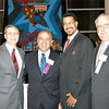 Bob DiMuccio (co-chair), Steve Issa (honoree), Keith Stokes (honoree), Howard Sutton (co-chair)