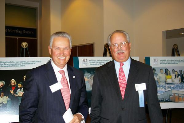 2009 C&J Honorees