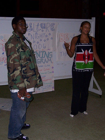 2006 Project RESPECT camp