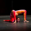 Carlina Baptista from the Jacqueline M. Walsh School for the Performing and Visual Arts performed a Contortionist Dance!