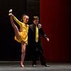 Samba Dance performed by Nicole Gazaryan and Joseph Tocco from The Dancin' Feelin.
