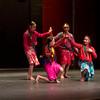 "Nepali Dancers performing ""Maitighar Remix""."