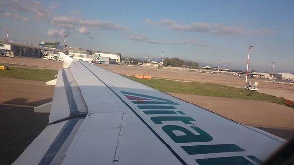 11/ volo di ritorno