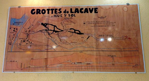 Les grottes de Lacave (03/2016)