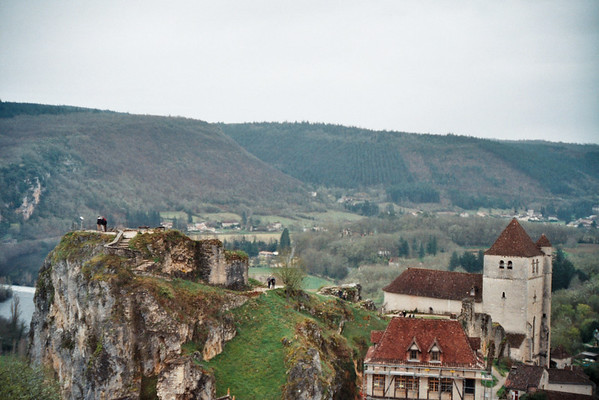 3- Saint-Cirq-Lapopie