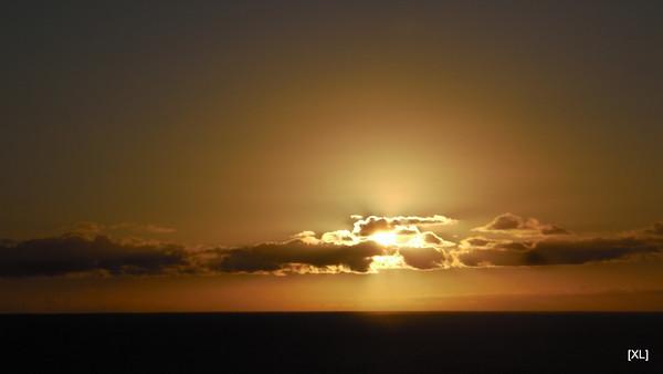 23/ coucher de soleil sur la côte ouest