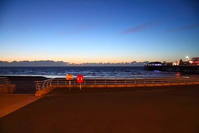 Blackpool Dusk