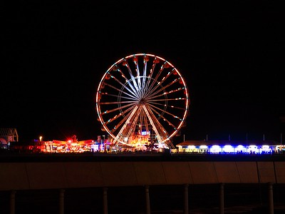 Bright Lights, Big Wheel!