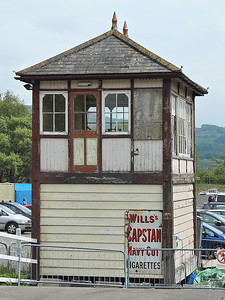 Bolton Abbey East Signal Box