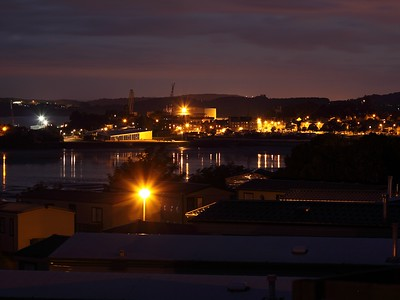 Burntisland By Night!