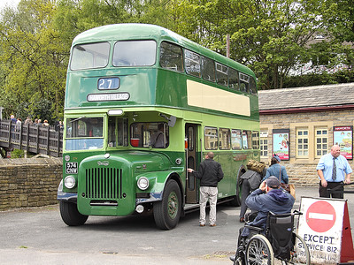 Does This Bus Go To Bradford?