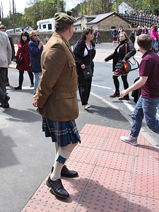 Kilted Military