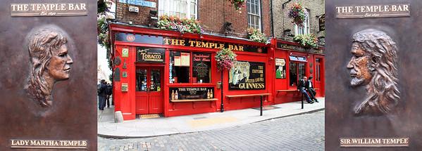 The Temple Bar!