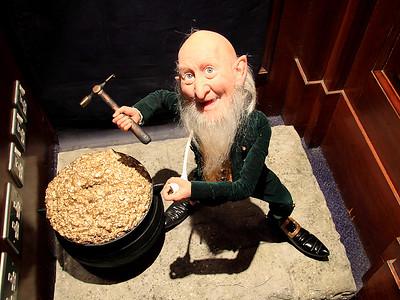A Little Man And A Pot Of Gold!