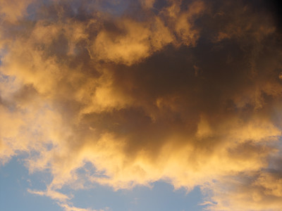 Angry Cloud!