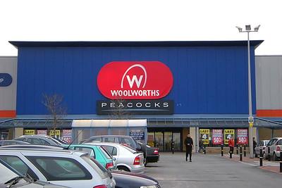 RIP Woolies - 1909-2009