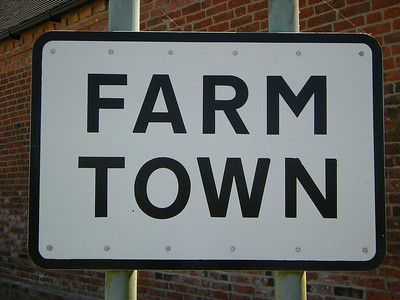 Farm Town Is Real!