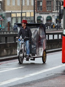 Upmarket Rickshaw