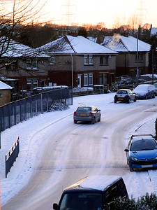 Low Moor Snow 18