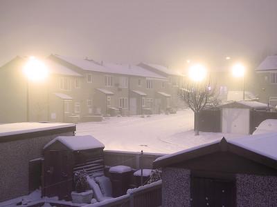 Low Moor Snow 13