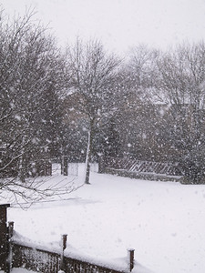 Low Moor Snow 11