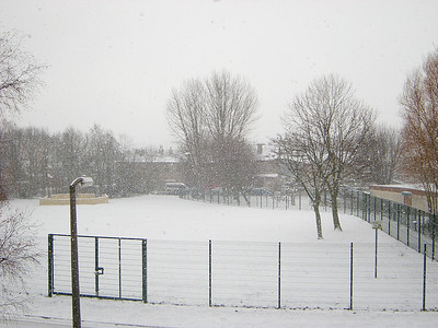 Low Moor Snow 1